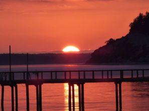 Whidbey Island, Mutiny Bay - Ted Robinson
