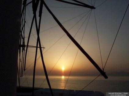 Windmill, Island of Paros, Greece - Nicholas Rossis