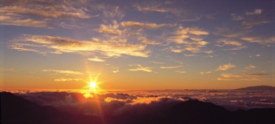 Haleakala Sunset - Healing Your Grief