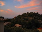 Sunrise over Damouhari, Pelion- Nicholas Rossis
