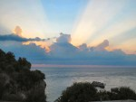 Sunrise over Damouhari, Pelion - Nicholas Rossis