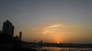 Sunset in India - Sharukh Bamboat