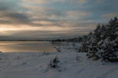 Sweden Winter Sunset - Stefan Viklund