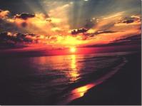 Winter Solstice Sunset - Pensacola Beach - Colleen