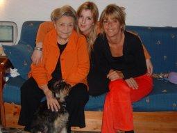 Phyllis, Simi and Tina