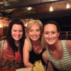 Brittany, Kim, Laurie