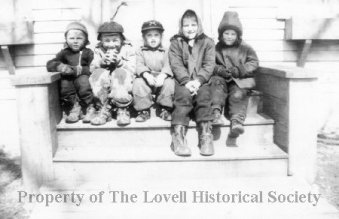 In Lovell, Maine
