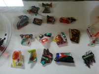 Fused glass jewlery
