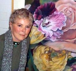 Artist Joyce Eide
