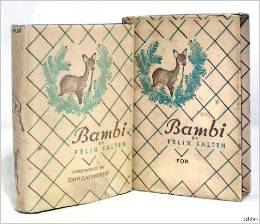 BAMBI THE BOOK