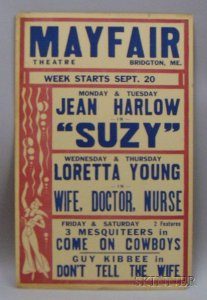 Mayfair Theatre 1