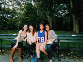 Audrey Meg, Winnie, Monica