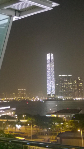 International Commerce Center (ICC) in Hong Kong, 118 floors