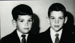 Jeffy and Teddy
