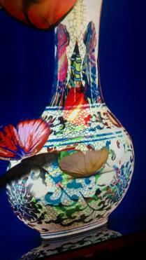 Taipei Porcelain Vase