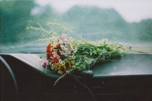 BOUQUET OF FLOWERS BY MEG DE KORNE