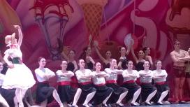 The Russian Dance