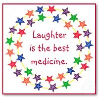 Laughter is the Best Medicine - e.e.cummings
