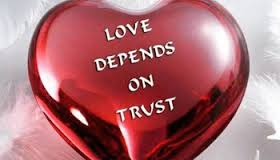 images - Love depends on trust