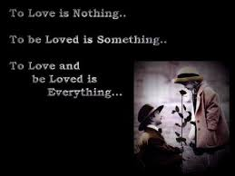 images - To love is something