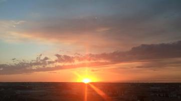 Sunset - Edmonton, Canada - Brittany Kukal
