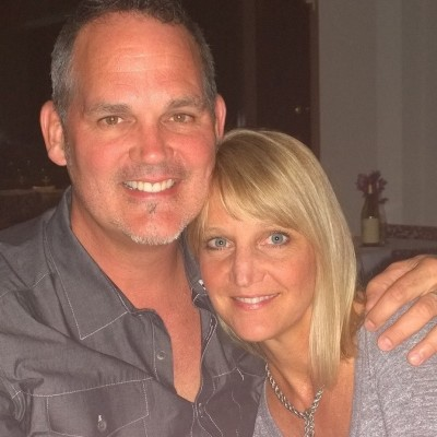 Jeff and Jen Robinson