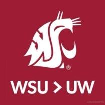 Washington State U and University of Washington