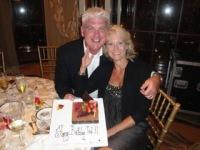 Ted and Kim Robinson