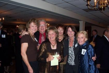Karlene, Annie, Sally, Christine, and Jeannie Kay 2007