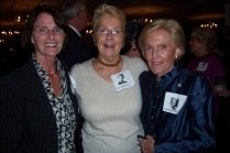 Christine, Gay and Jeannie Kay 2007