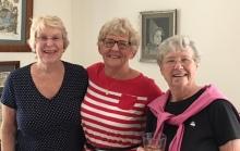 Gay, Maxine, and Rosemary 2016